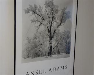 Ansel Adams print