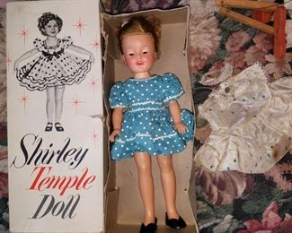 Shirley Temple Doll in box