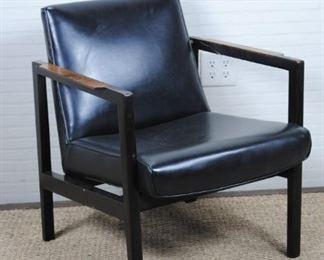 Edward Wormley for Dunbar Furniture  Mid Century Arm Chair.