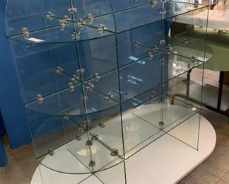 Glass Display $200