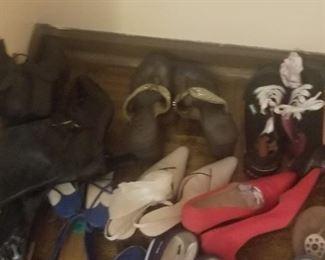 Shoes- Size 8