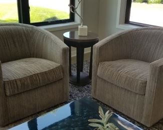Gray Occasional Chairs
