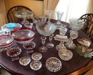 Carnaval glass cut glass & crystal
