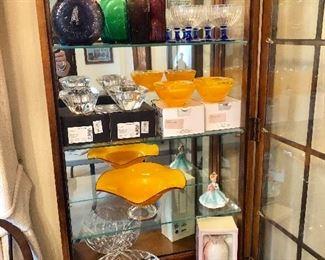 Various art glass