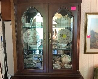 china cabinet by Keller