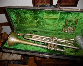 CONN Elkhart trumpet