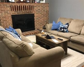 Taupe Sofas