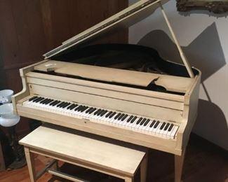 1926 Frances Bacon Baby Grand piano