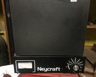 Neycraft Kiln Model #JFF 2000