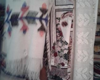 hand woven Indian blankets