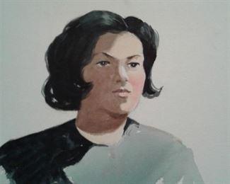 Harrison Hartley watercolor