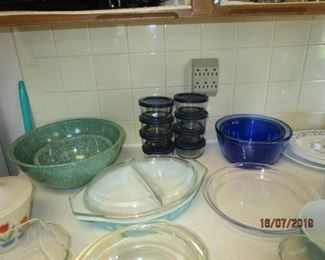Misc 50s Dishes