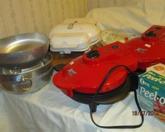 more small appliances