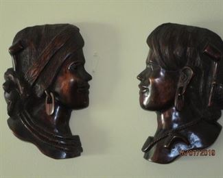 Carved profiles