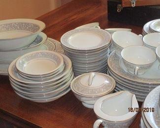 Noritake Naples dinnerware