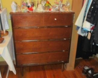 mid century modern chest of drawers