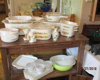 corning ware cookware