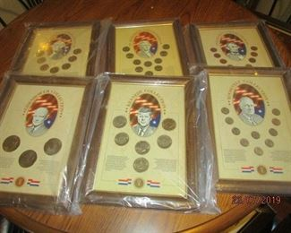 commemorative coin sets