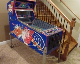 Available for Presale- $2200.00                                                                 1991 Williams SLUGFEST Pinball Machine With Cards