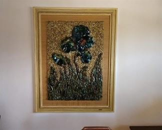 Dining Room: Large Mosaic Picture