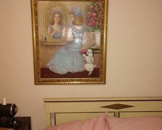 1st Bed Room Left: