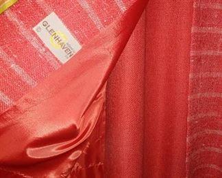 1st Bed Room Left:  Glenhaven Coat w/Dress