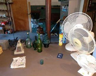 Garage: Fans