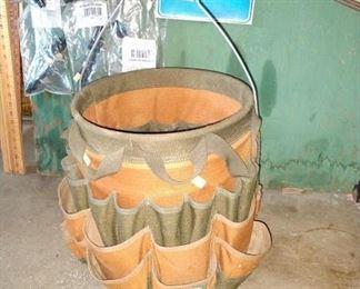 Garage:  Tool Bucket