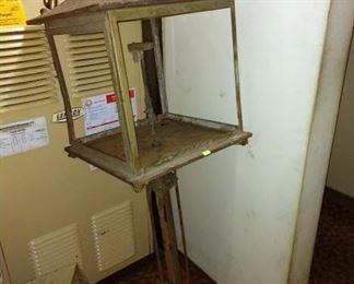Garage: Vintage Large Outside Lamp