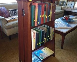 Living Room:  Great Book Case, Books