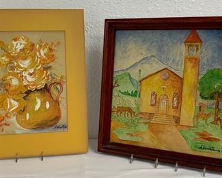 Local Artists Original Paintings