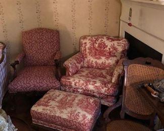 Rocker & Chairs
