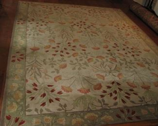 Large area rug - Pottery Barn