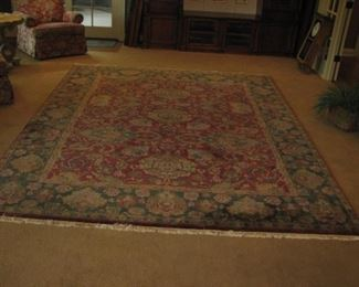 Large area rug - 10' x 14'