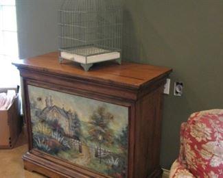 Jasper desk / cabinet