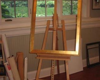 Painter's easel
