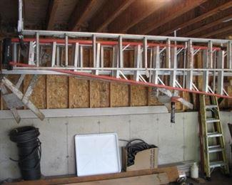 contractor grade ladders