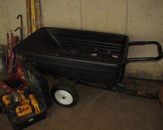 tools, cart