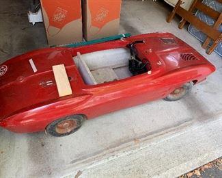 Chevy promo for corvette (1 of 1200) 1963