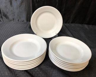BIA cordon Bleu bistro dinner plates