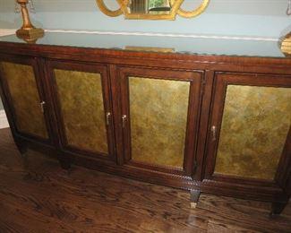 St. Tropez Riviera Buffet Lexington Furniture 78 1/4W x 38H x 20 1/4D Lamps not for sale