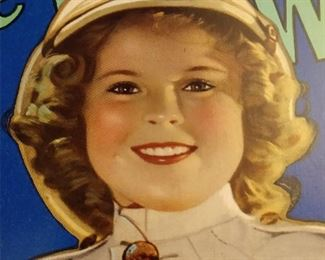 CLOSE-UP...SHIRLEY TEMPLE