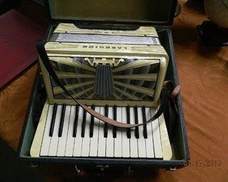 Lakeside accordian