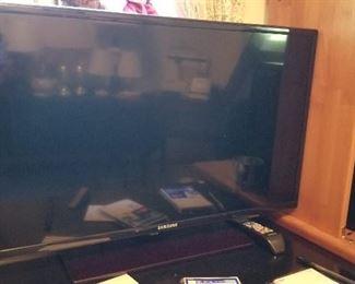 Samsung flat panel television
