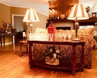 Gordon's Sofa Table