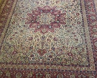 Beautiful hand made rug 8x10