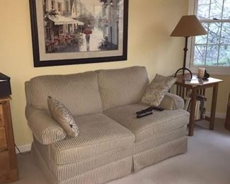 Two Seat Love Seat