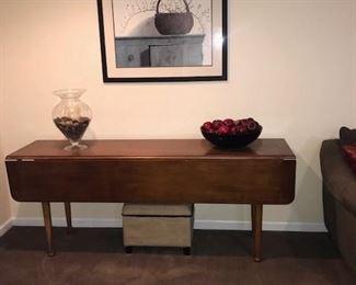 Drop Leaf Cherry Table