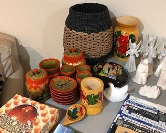 Russian Woodware