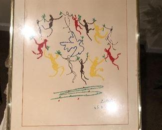 Picasso La Ronde